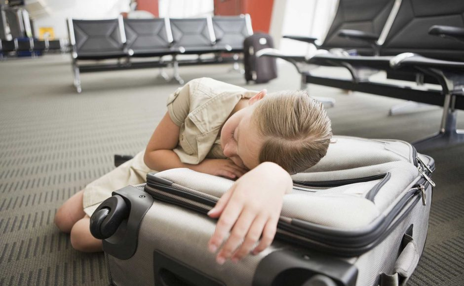 These nifty gadgets and apps will help you with jetlag on long-haul flights