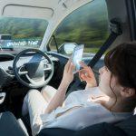 Japanese autonomous vehicle tests
