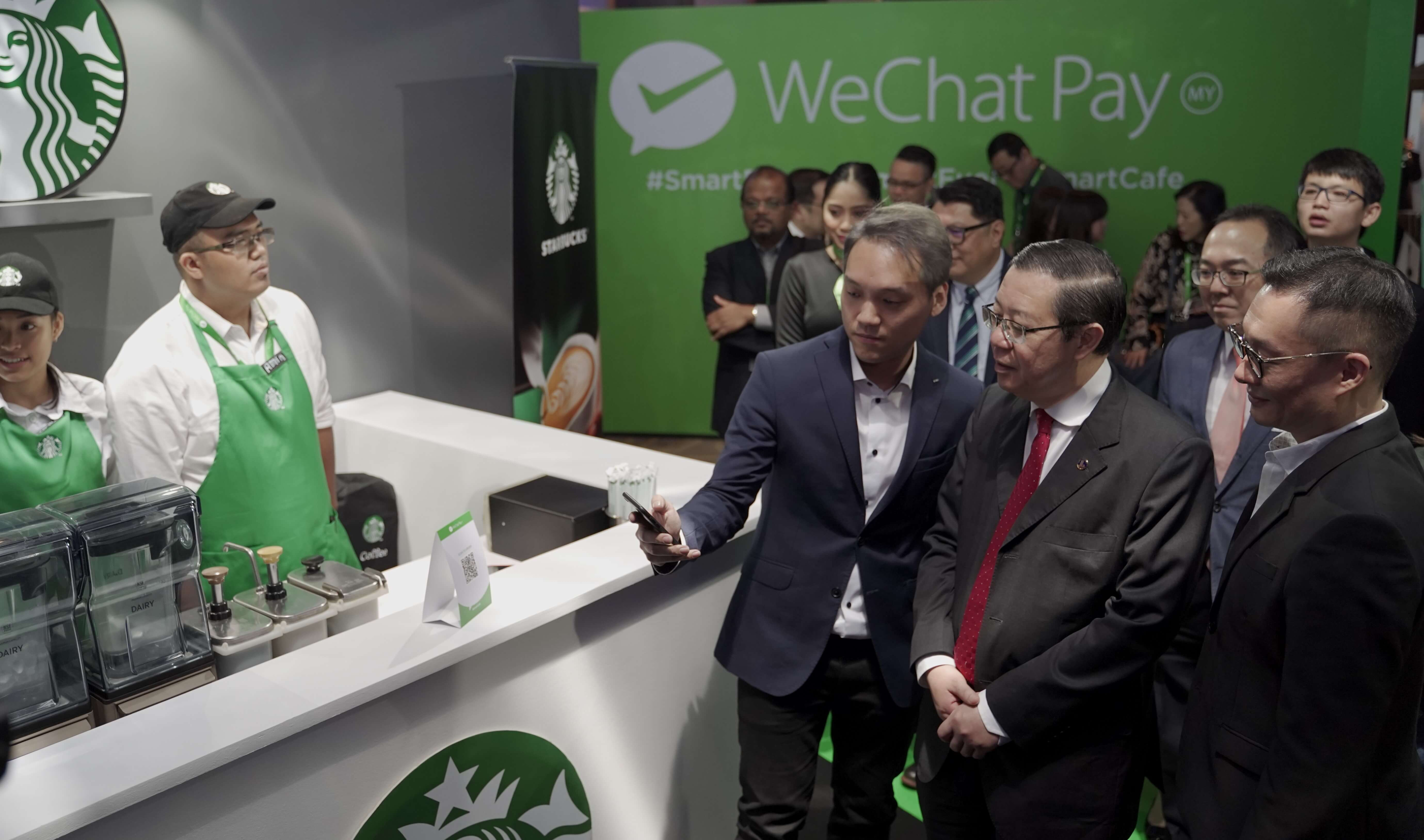 How is WeChat bringing its e-wallet to Malaysia's crowded