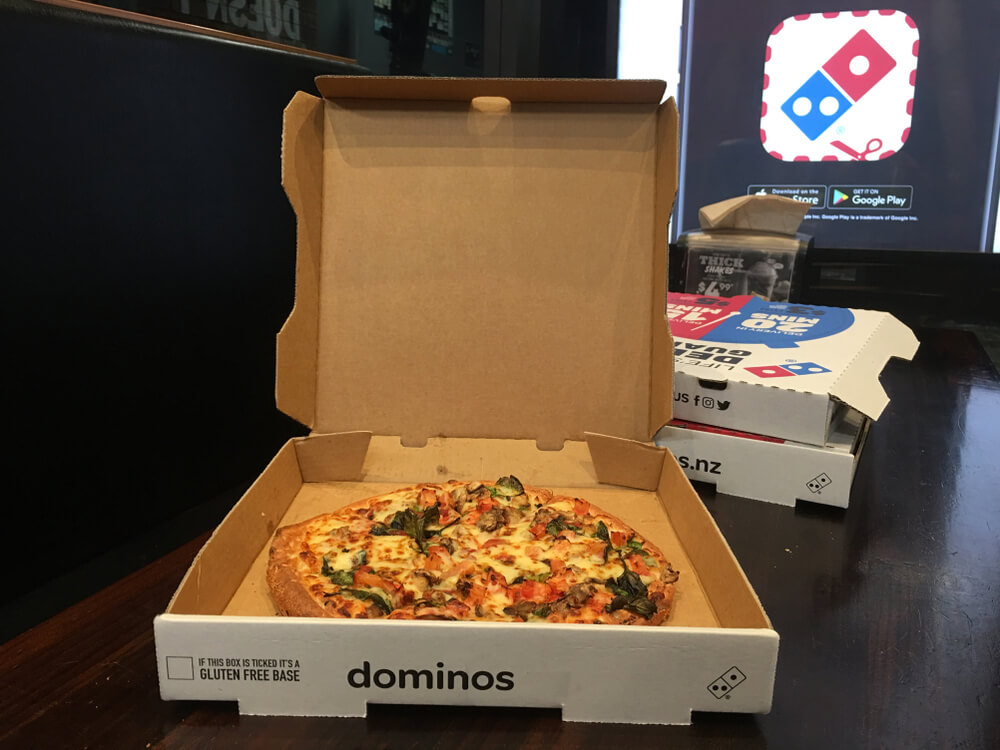Domino's says AI helped improve pizza quality by 15 percent